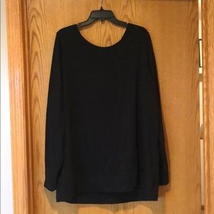 Old Navy Tall Open Back Shirt